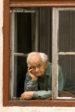April 2021 | Man in Window | Richard Johnson