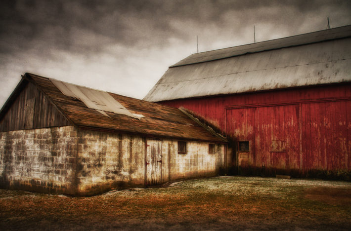Barn Preservation Project