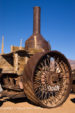 Death Valley Steam Tractor